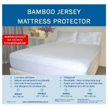 Bamboo Mattress Protector