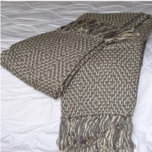 Woven Throw Blanket