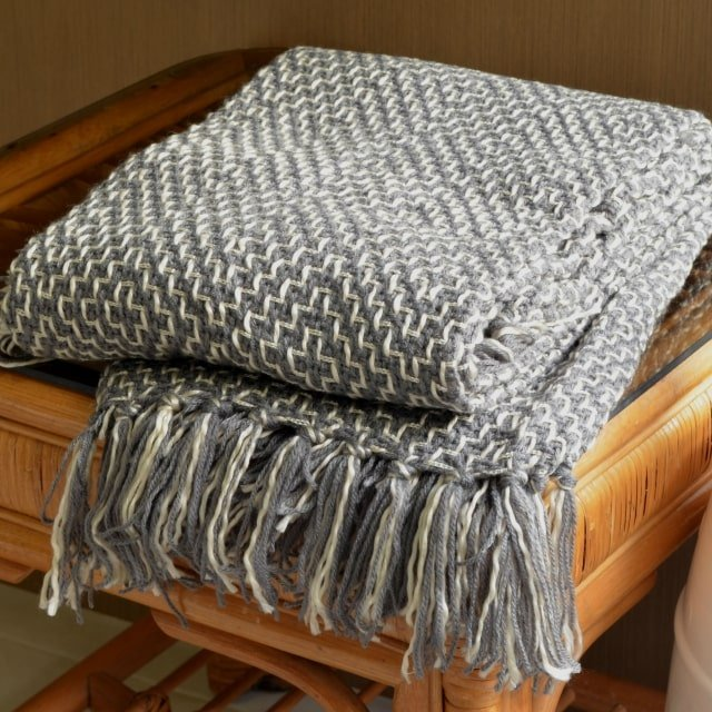 Woven Throw Blanket